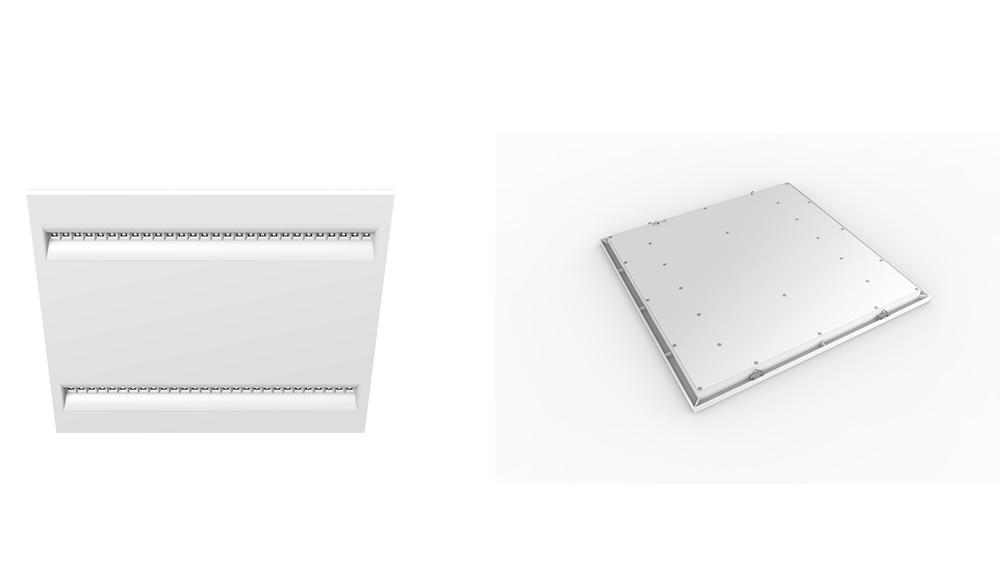 2x2 led light panel