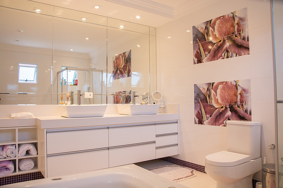 Bathroom LED Downlights - Upshine Lighting