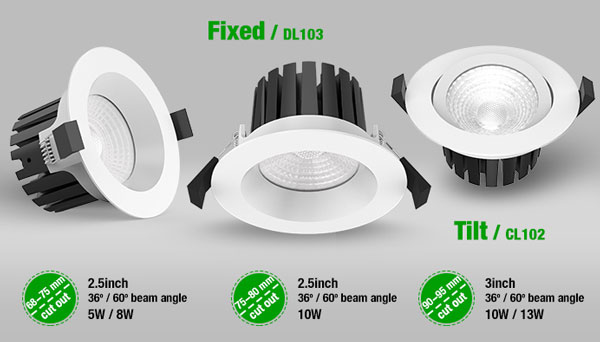 Best LED Downlights To Replace Halogen