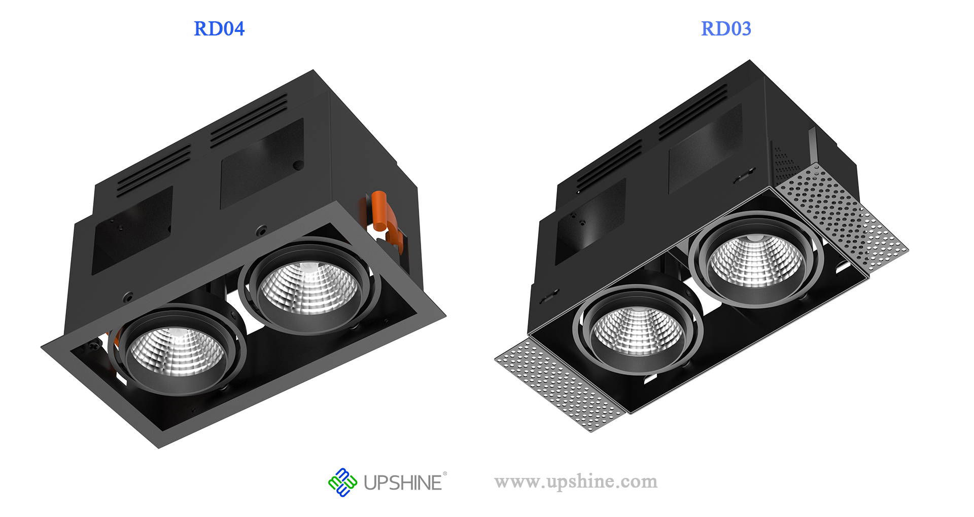 Double led Downlights