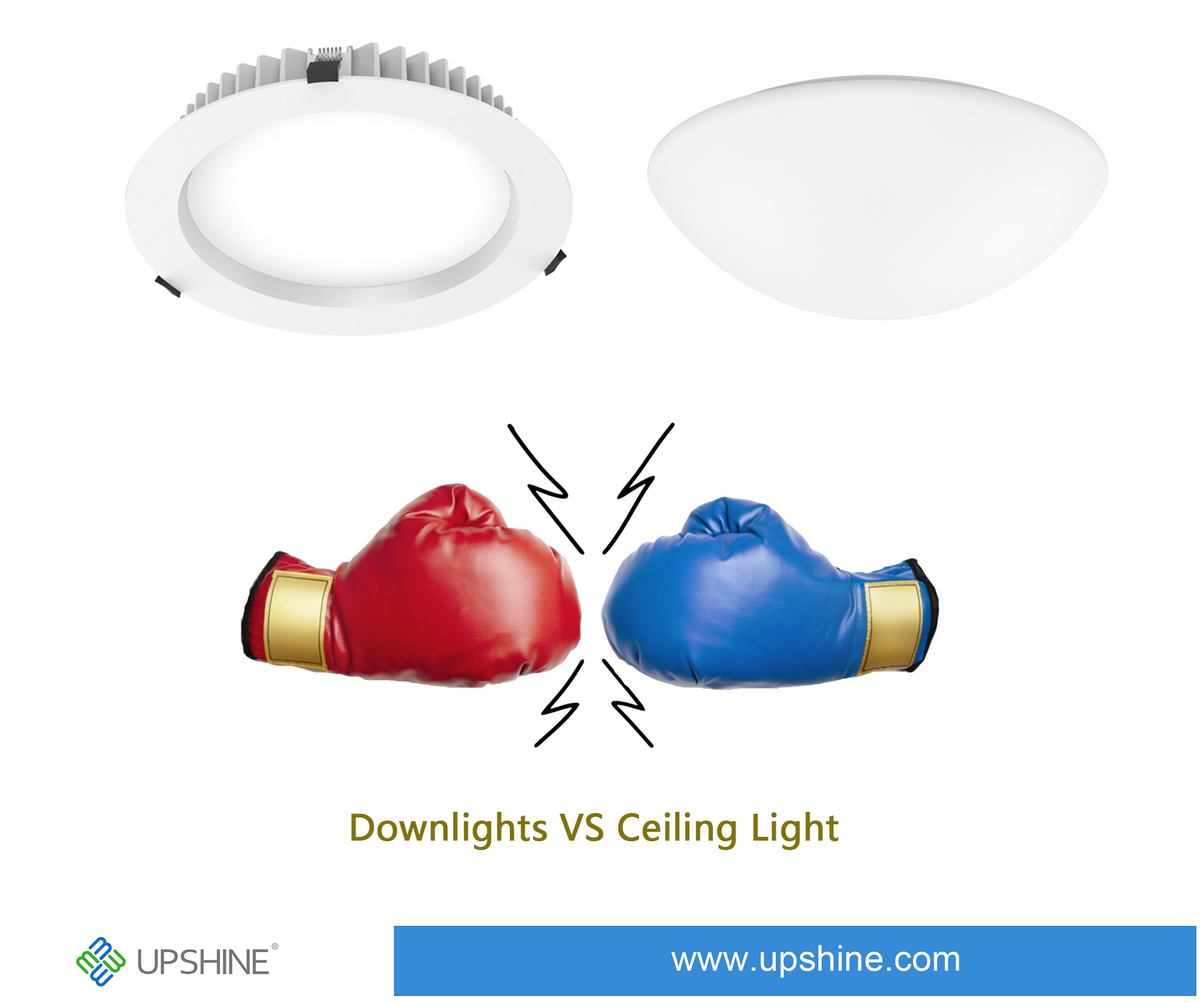 Downlights And Ceiling Light