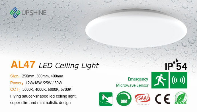 Round LED Lights For Ceiling