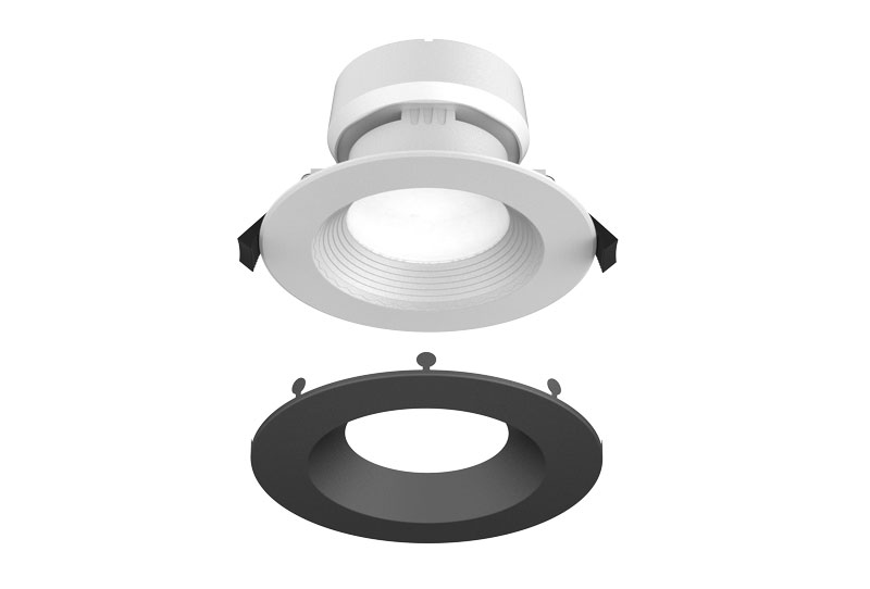 6 Led Recessed Downlight With Junction Box Upshine Lighting