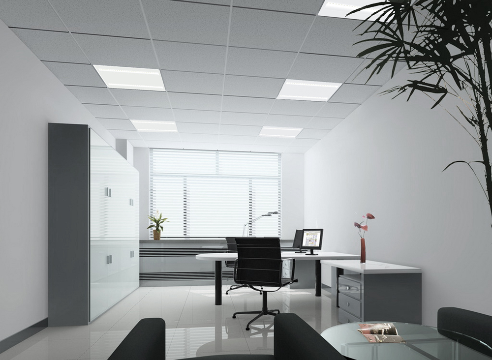 office lighting fixtures for ceiling
