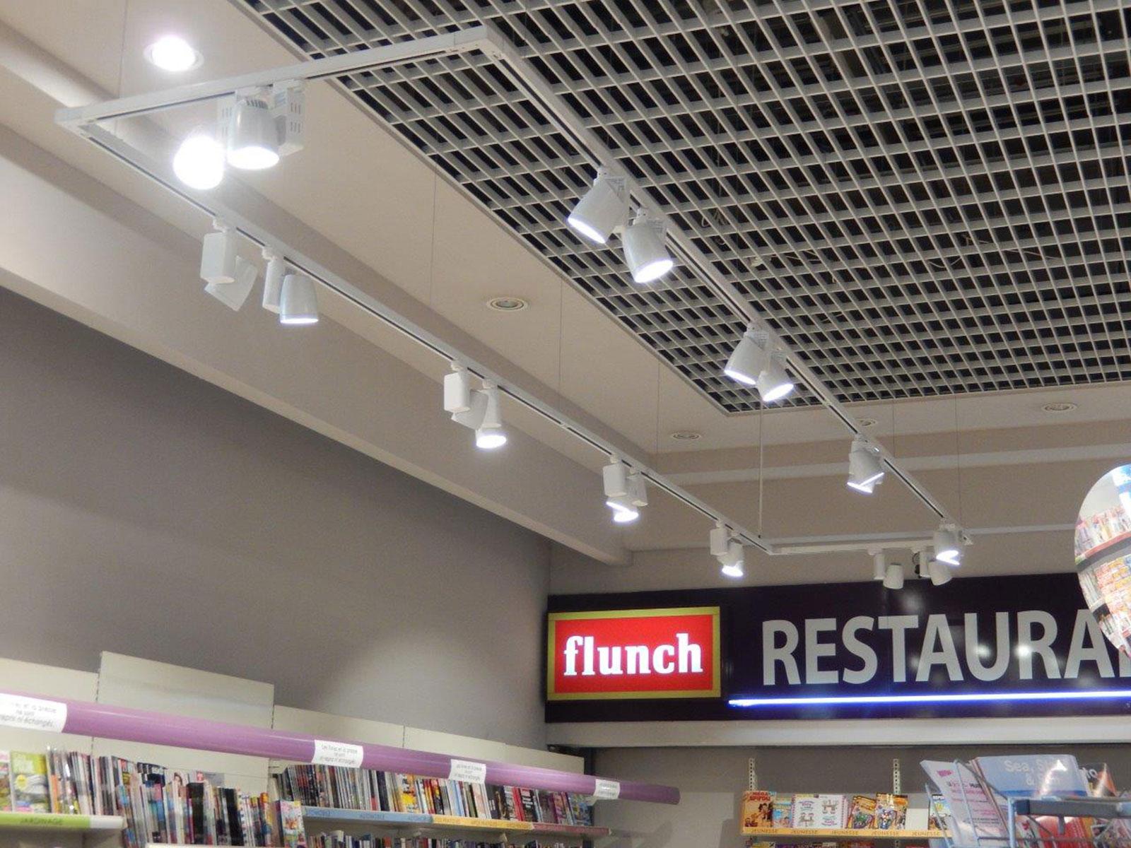Kids Clothing Store Lighting In France Upshine Lighting