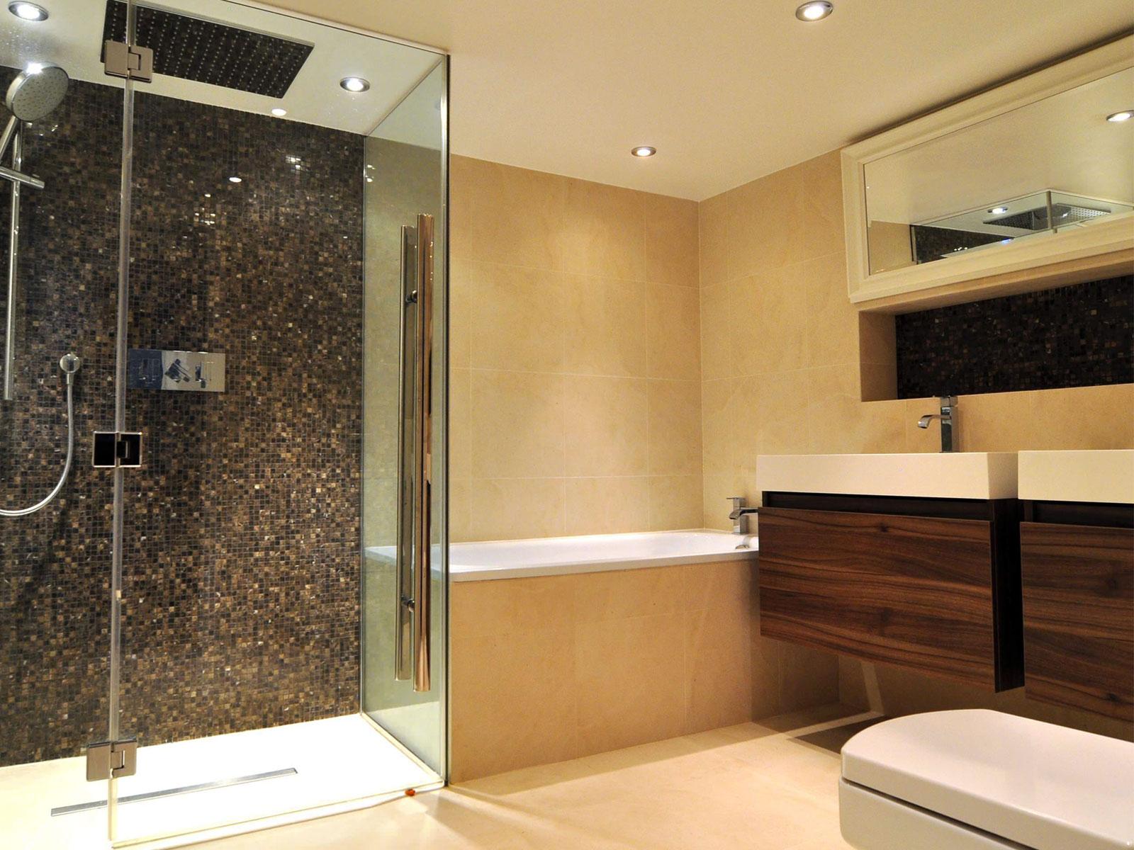Waterproof Bathroom LED Lighting