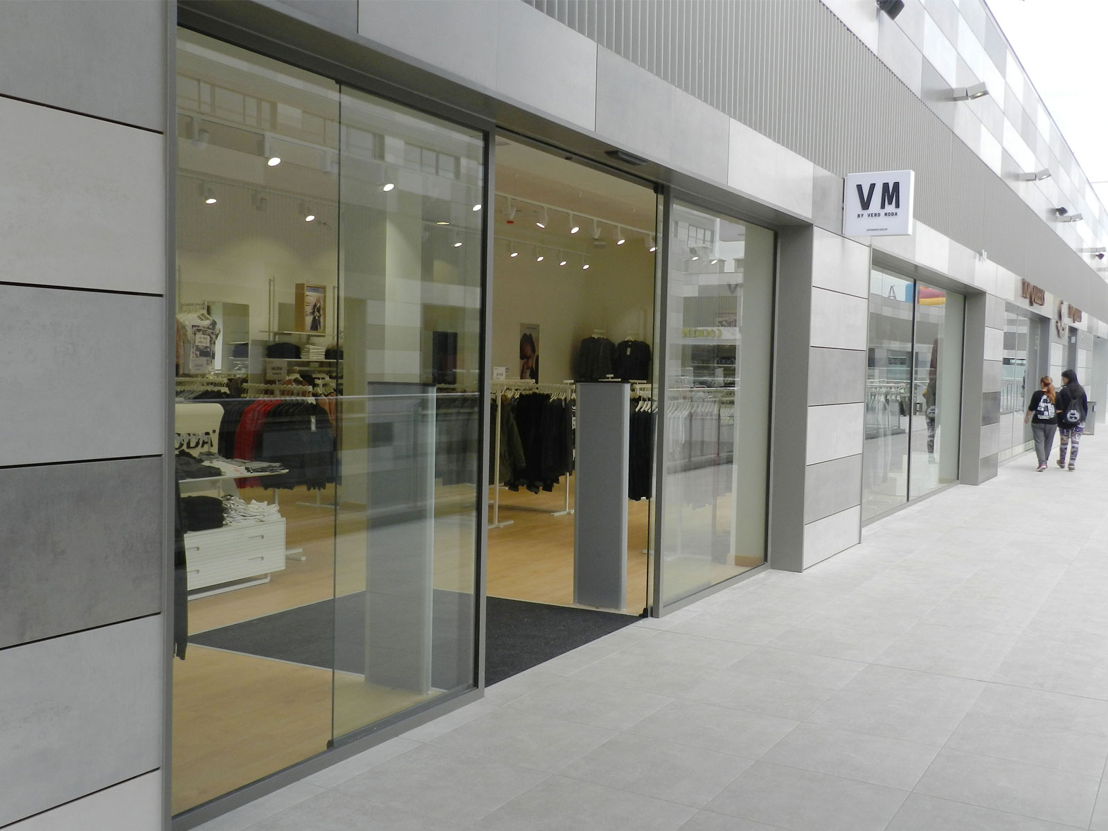 Vero Moda Retail Store Lighting in Spain