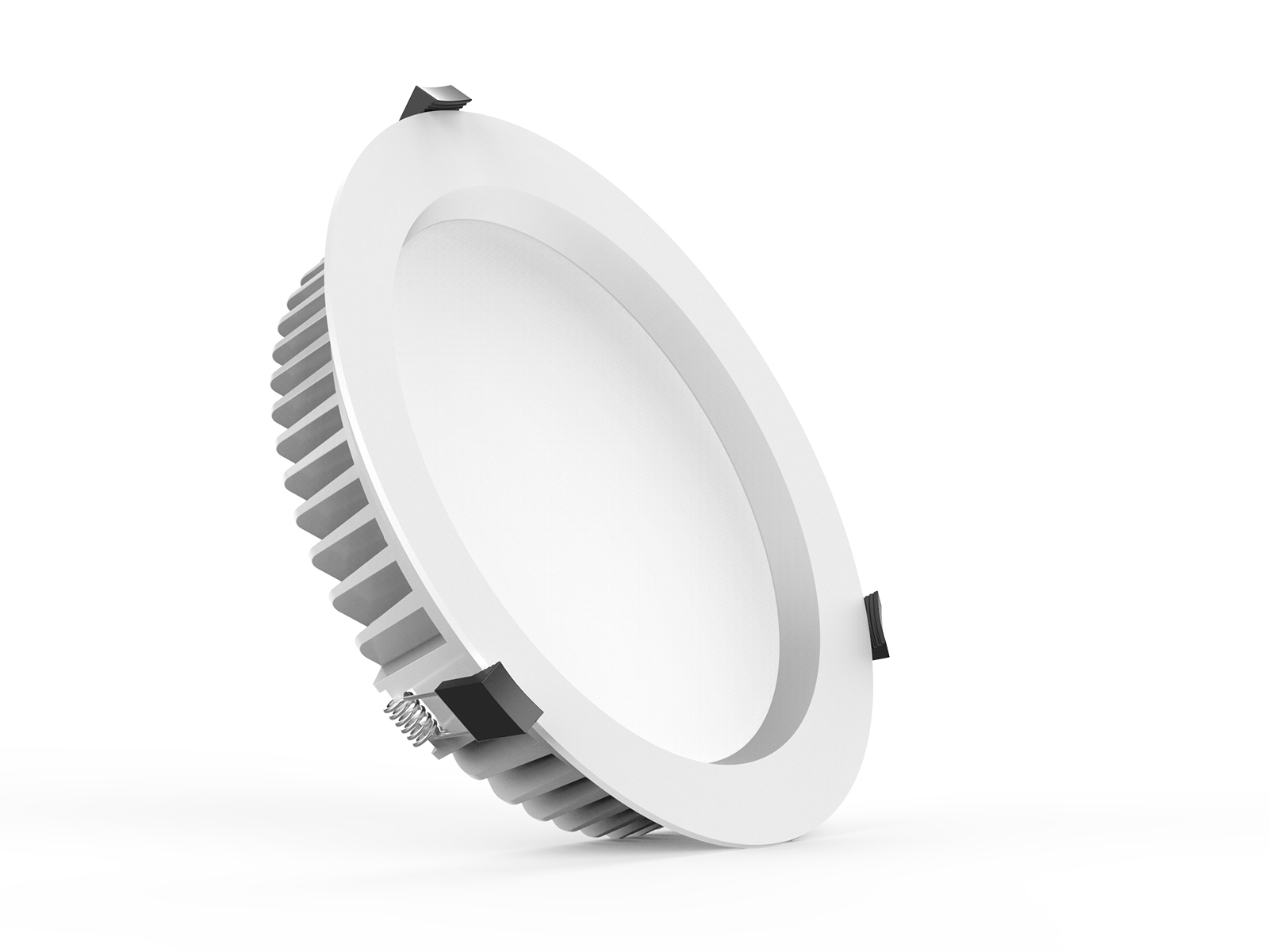 8 Inch Color Changing Led Recessed