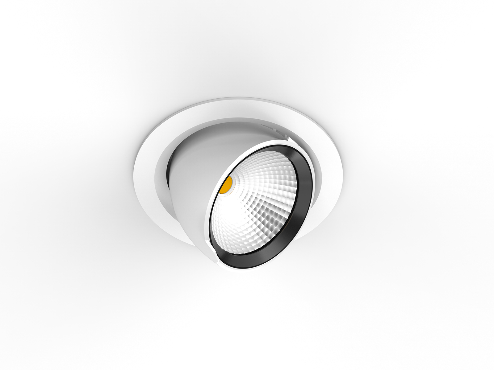 led downlight with 120mm cut out