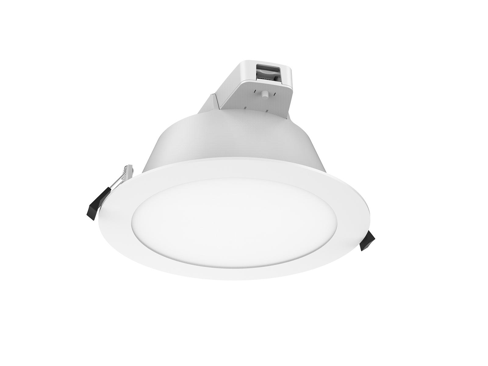 8 Inch Led Recessed Mount Ceiling Light Upshine Lighting Wiring Diagram 277v