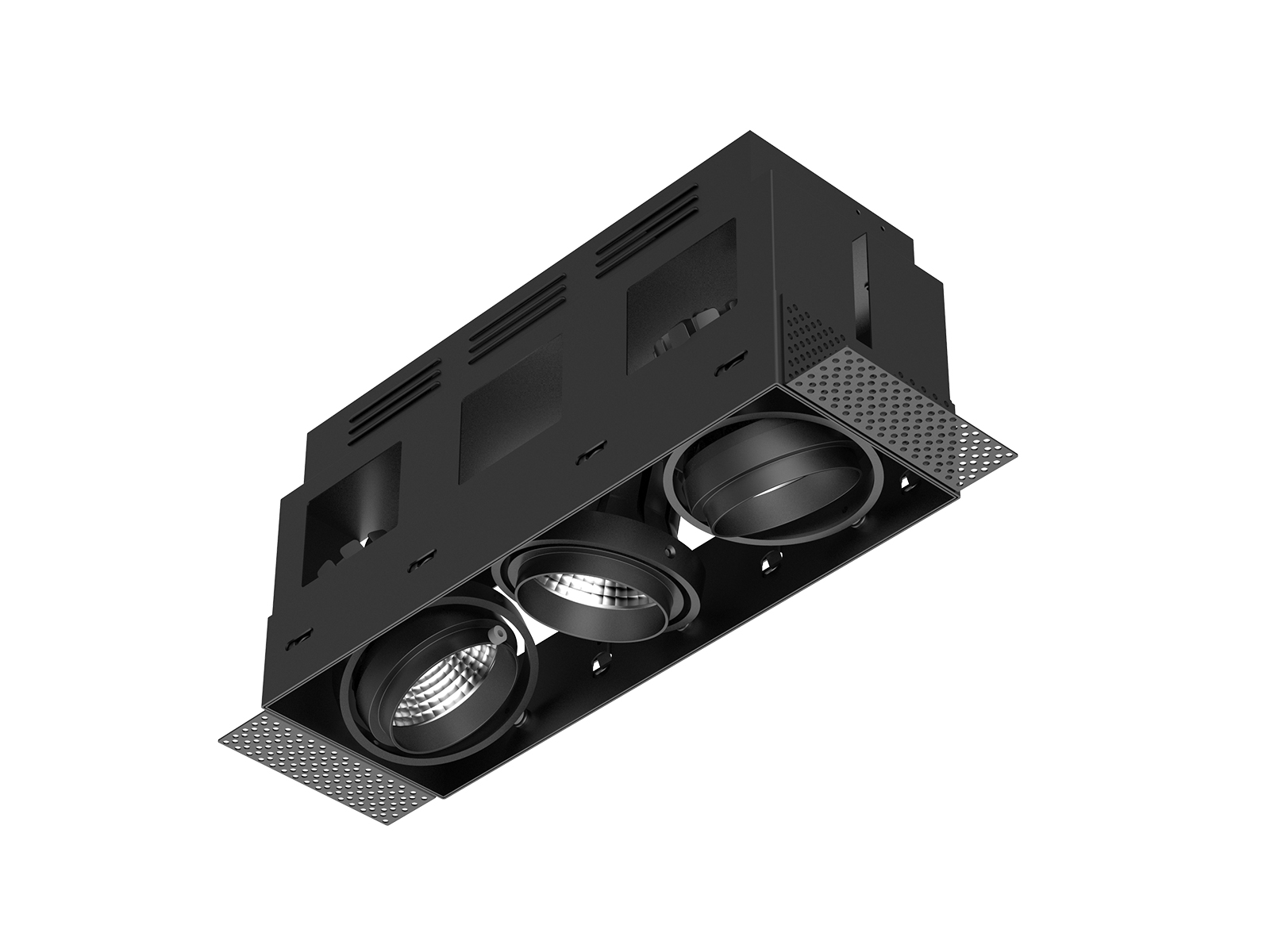 best sneakers 3c3eb f607d Recessed multiple LED Grille Downlights - UPSHINE Lighting