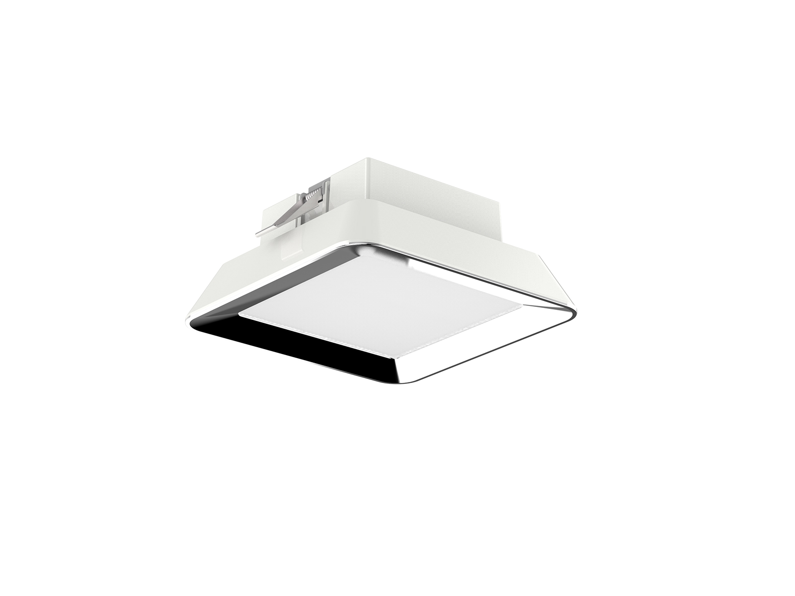 4 Square Recessed Lighting Fixtures