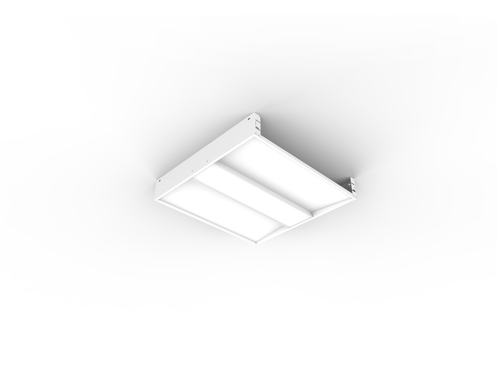 36watts Dimmable Led Troffer Lights