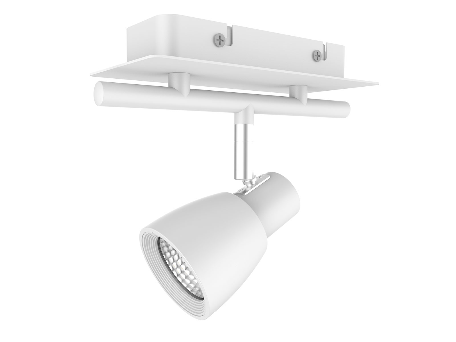 10w Wall Mounted Track Lighting Upshine Lighting