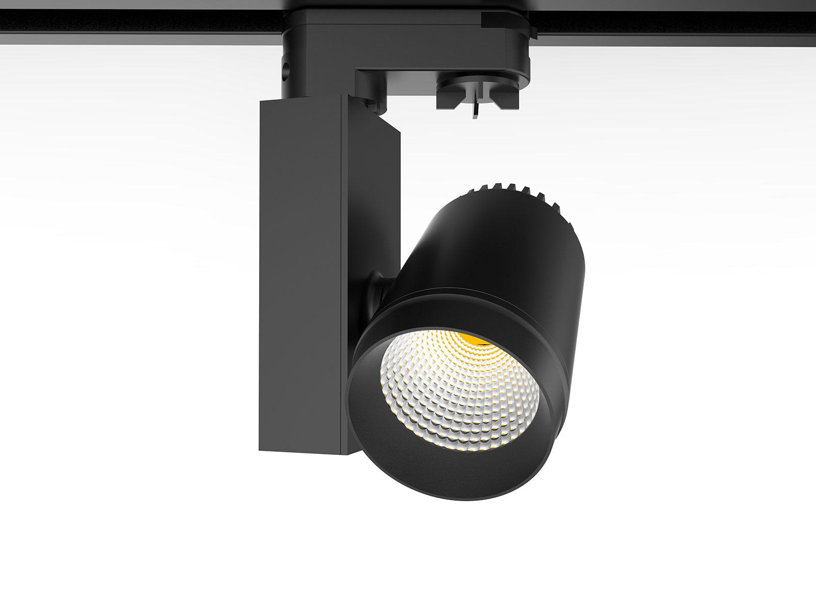 Image of: 12w High Cri Led Track Light Upshine Lighting