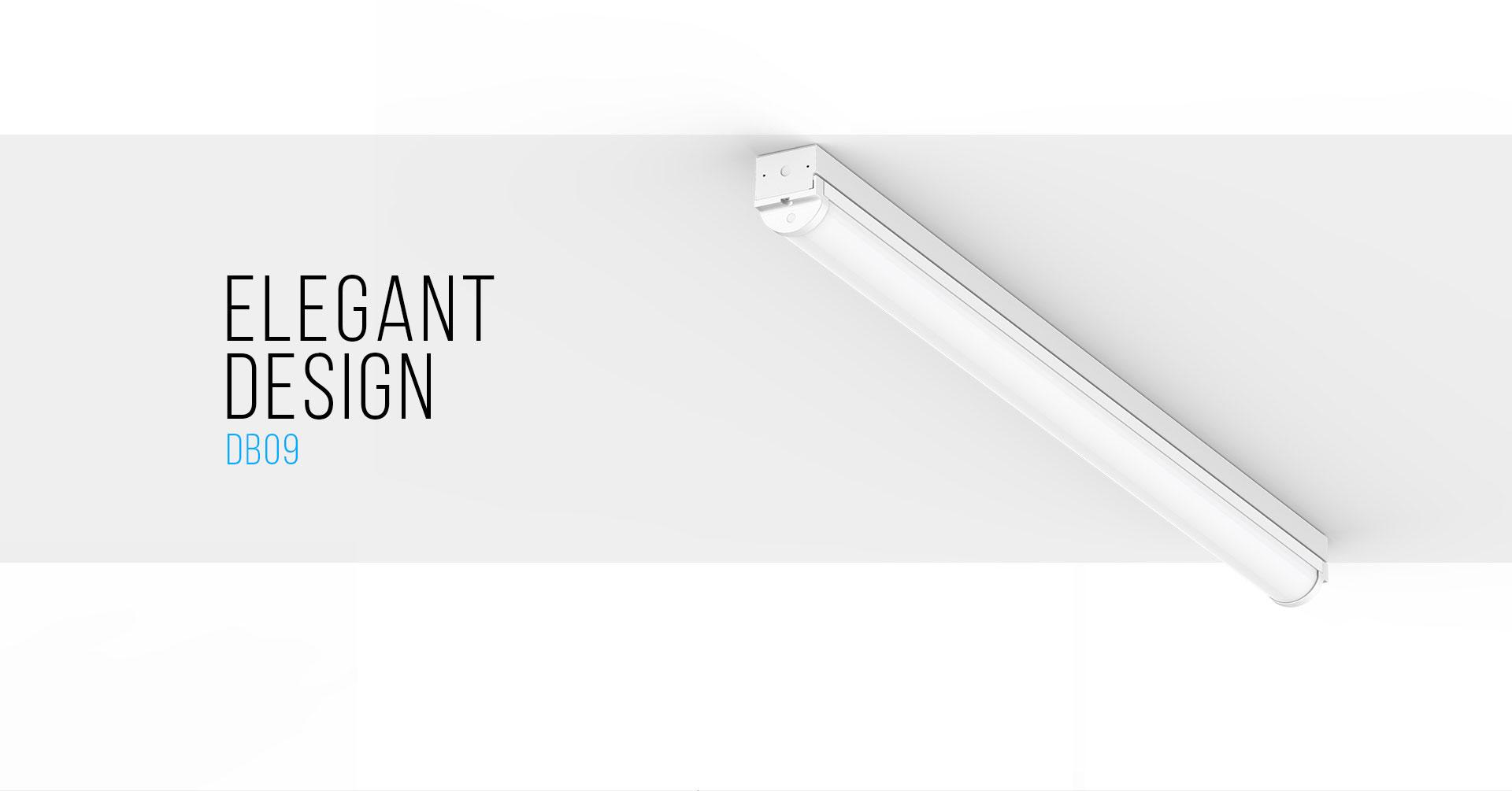 DB09 IP54 LED Batten Lights | UPSHINE Lighting