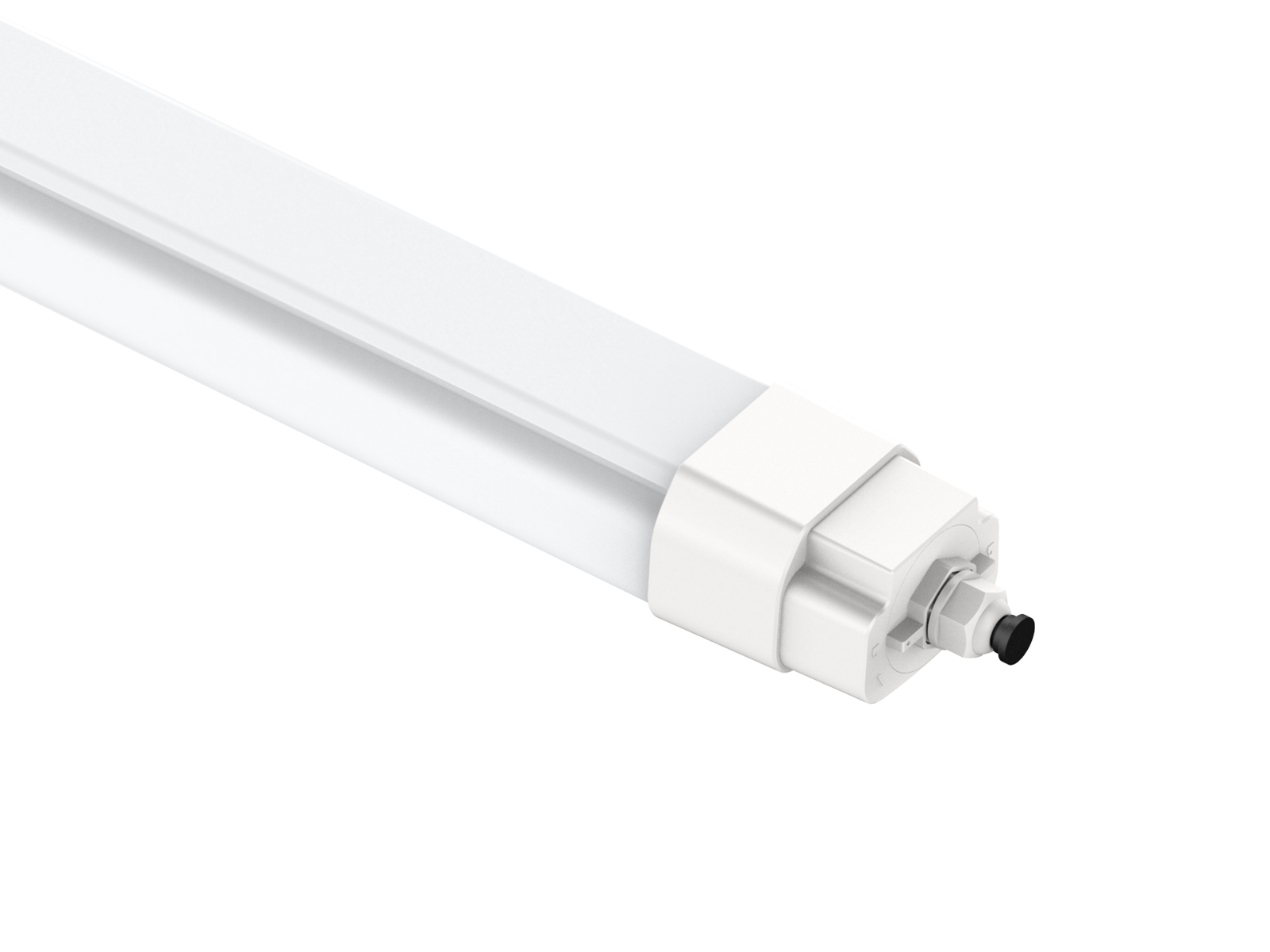 LED Batten Light DB68 IP66 Waterproof Easy Lamp Replacement