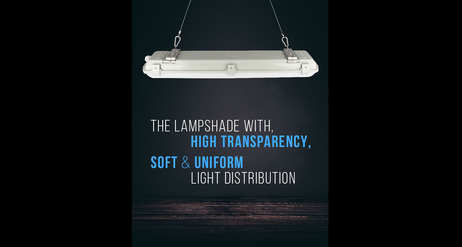 High Transparency LED Batten Light_02