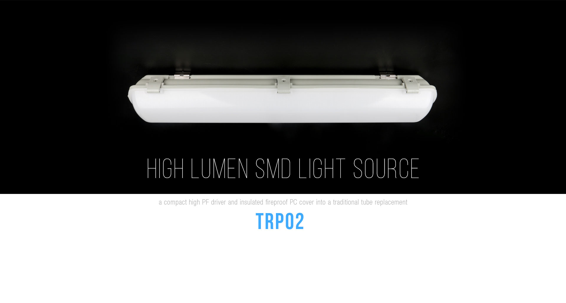 TRP02 SMD LED Tri Proof Light_01