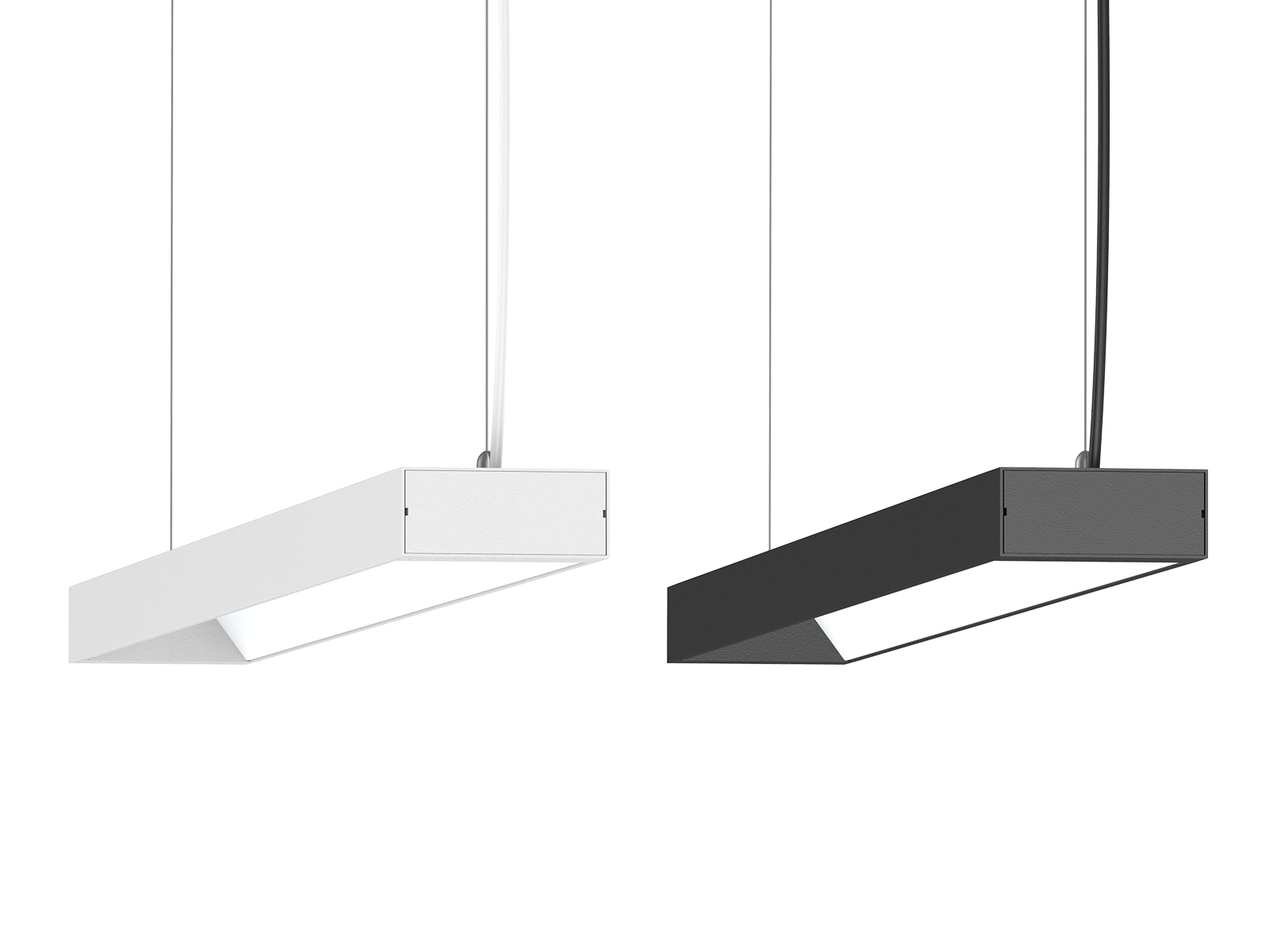 Db25 3ft 4ft 5ft Cct Pendant Led Linear Upshine Lighting