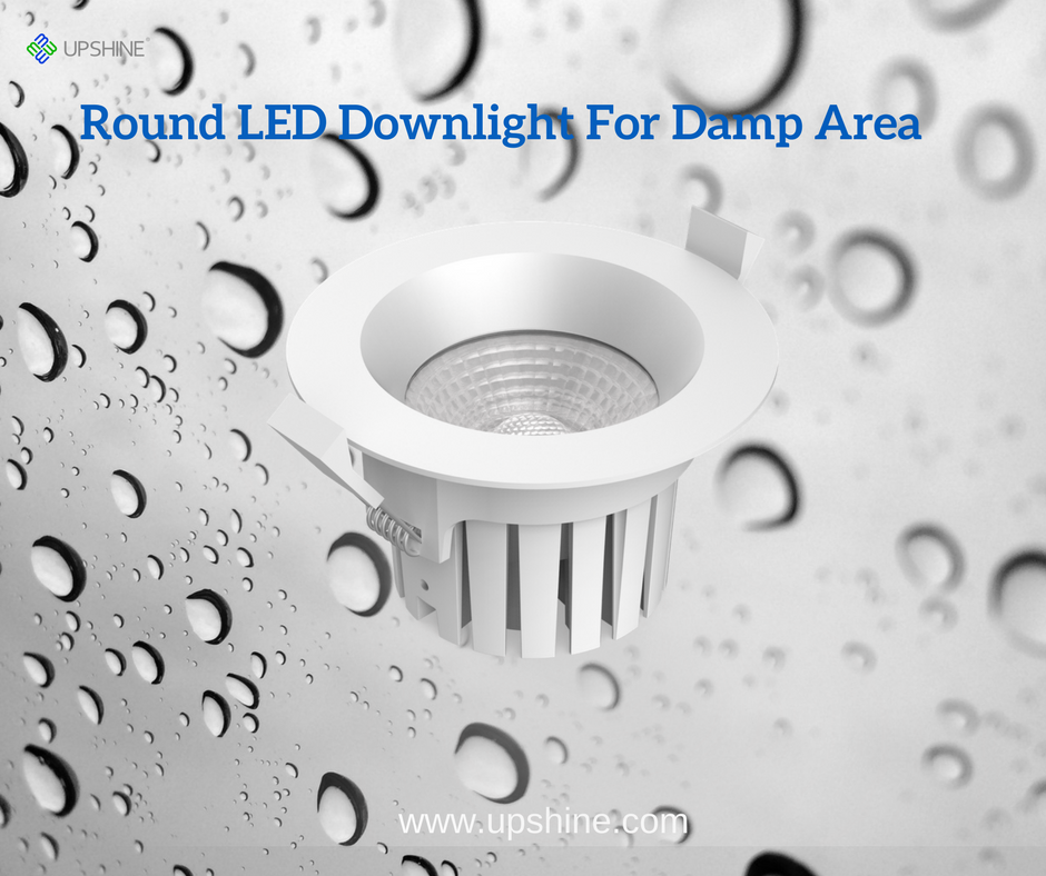 LED Downlight for Damp Area