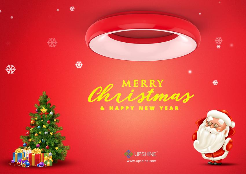 Upshine Best Christmas Cards - Upshine Lighting