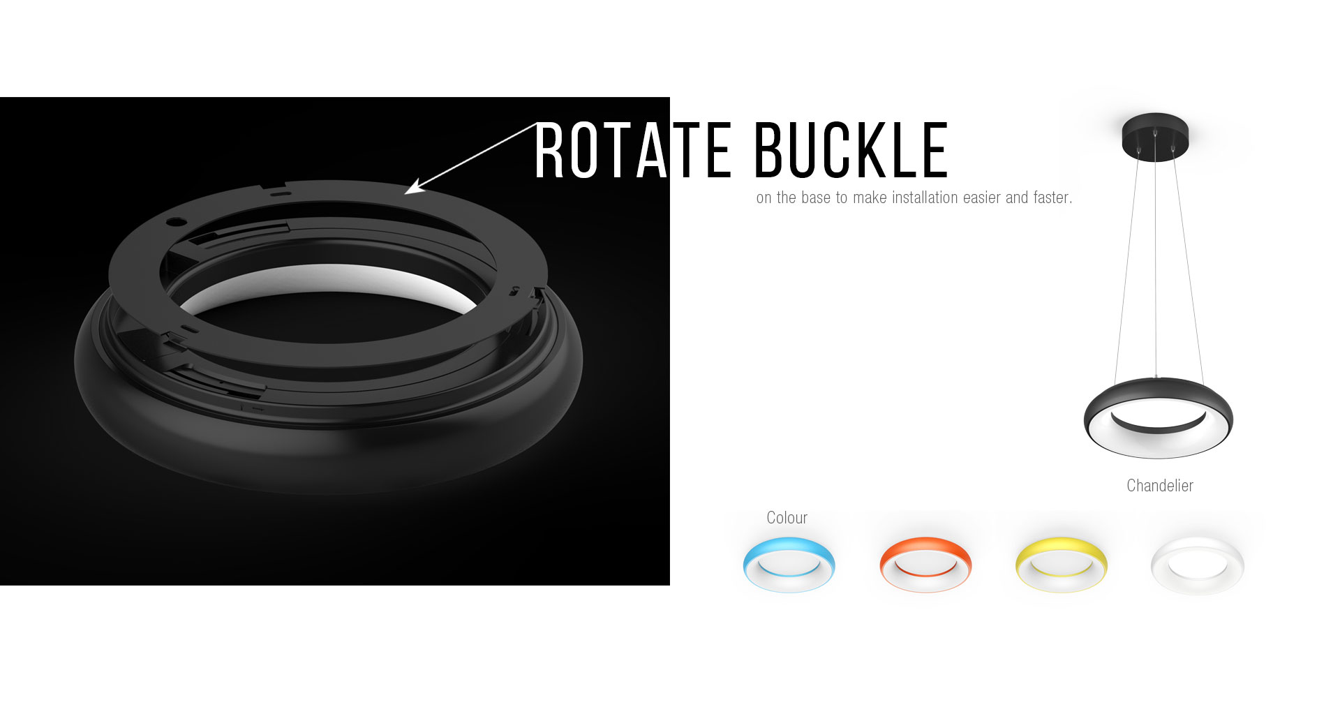 Rotate Buckle LED Ceiling Light_04