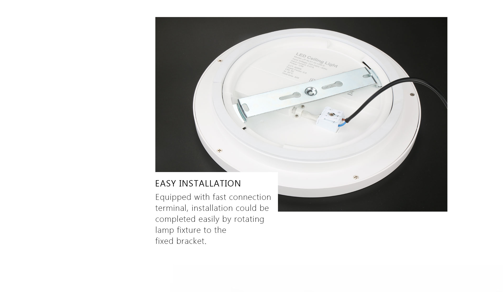 Surface Mounted LED Ceiling Lighting_03
