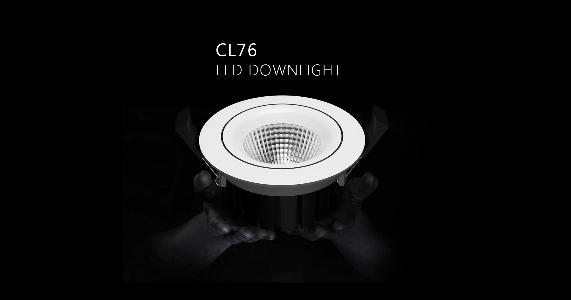 CL76 recessed LED Downlight_01