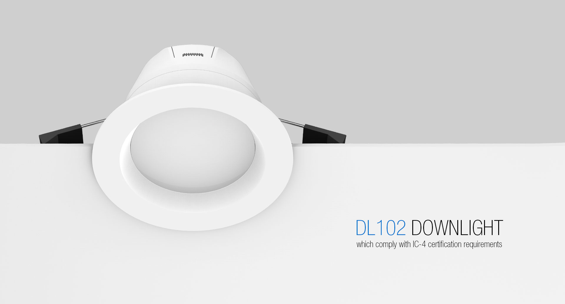 DL102 LED Downlight With IC 4 Certification_01