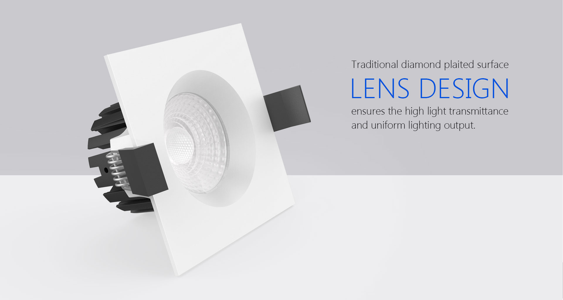 Suitable led lens for downlight_03