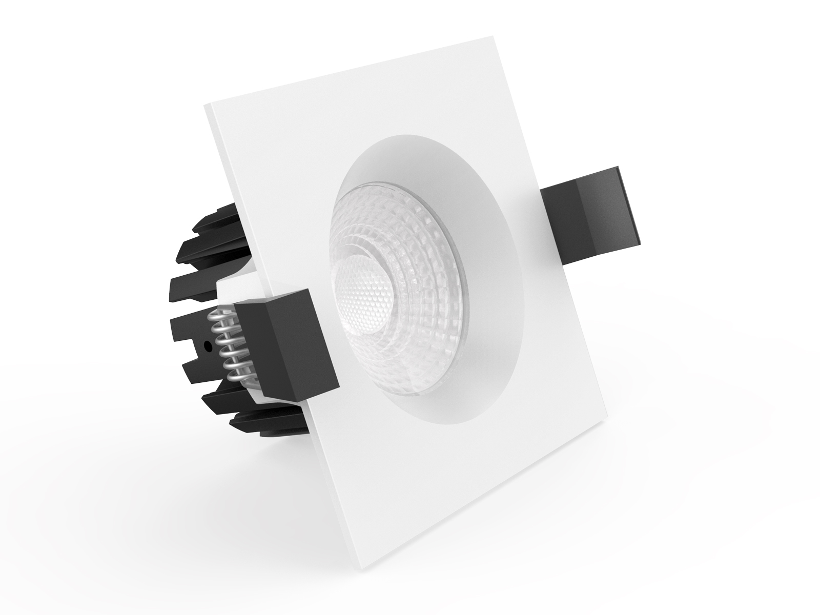 95mm Cutout LED Downlight DL104 2