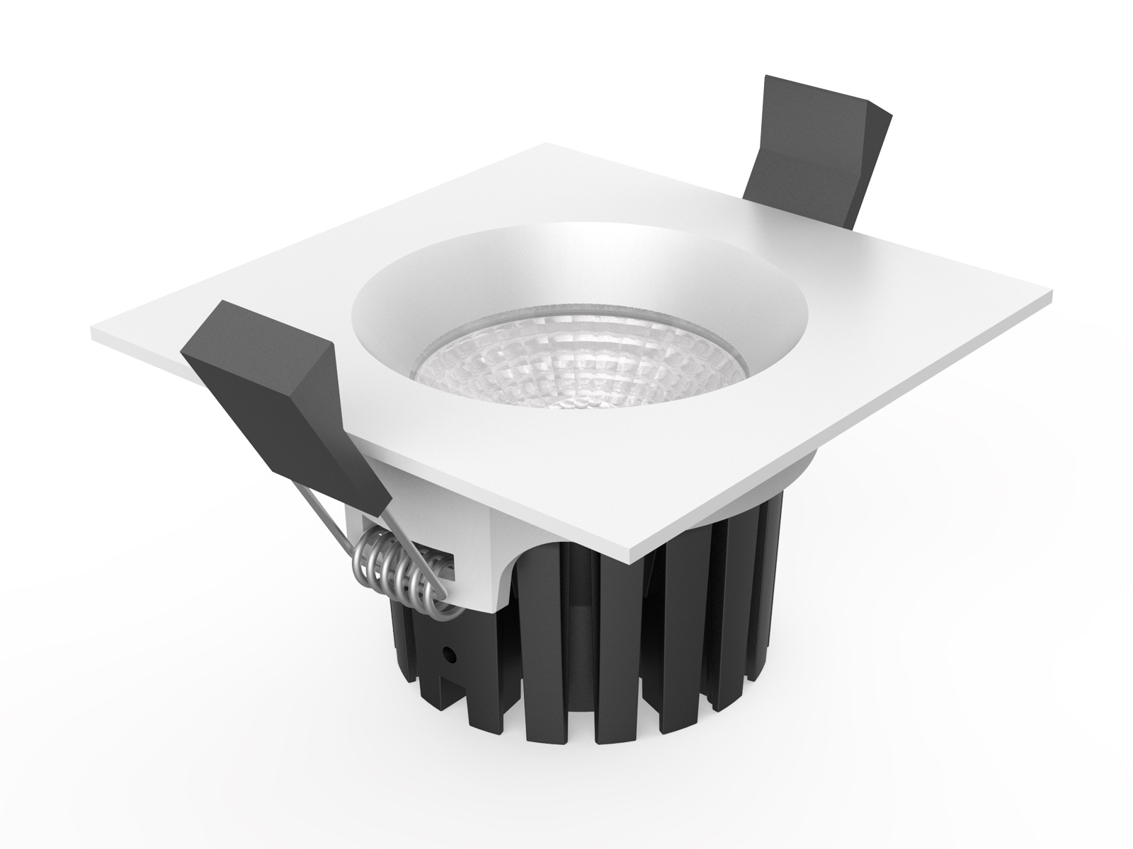 DL104 1 Recessed LED Downlight Fixture