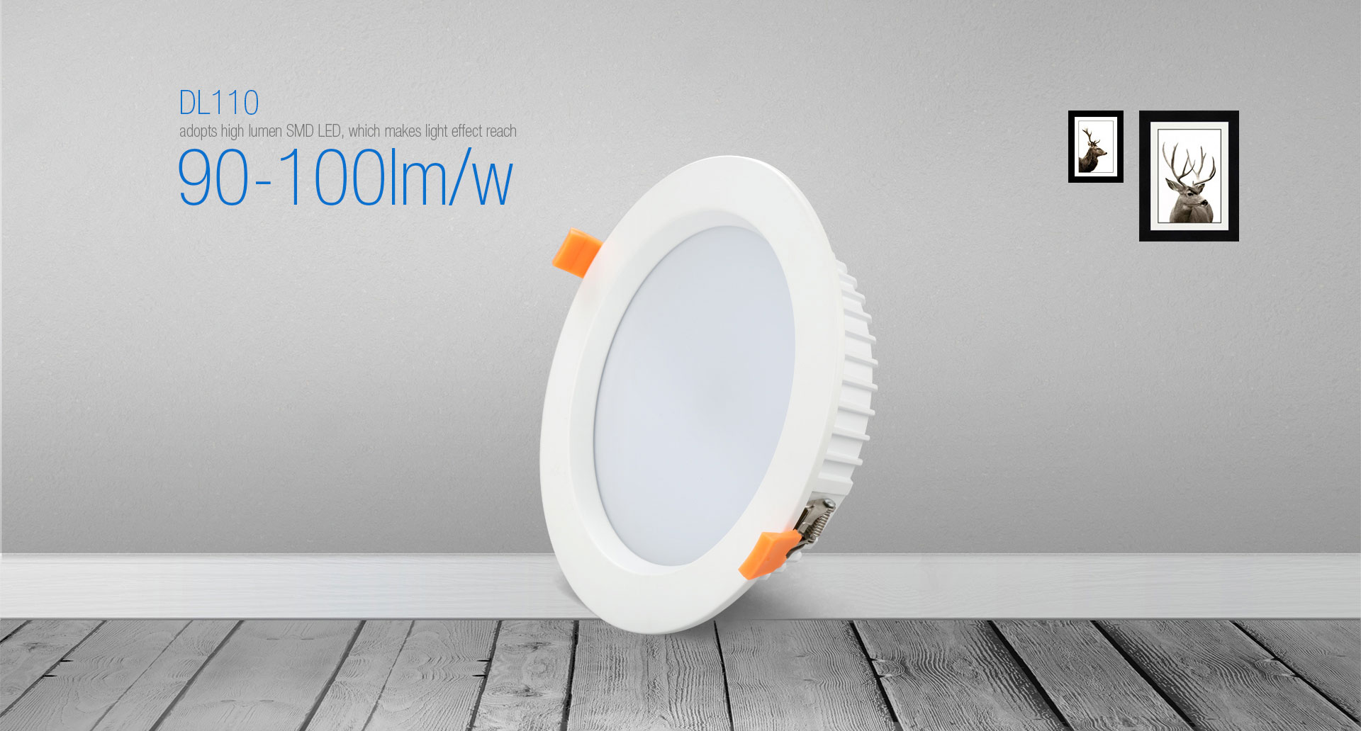 DL110 90 100lmw LED Recessed Downlights_01