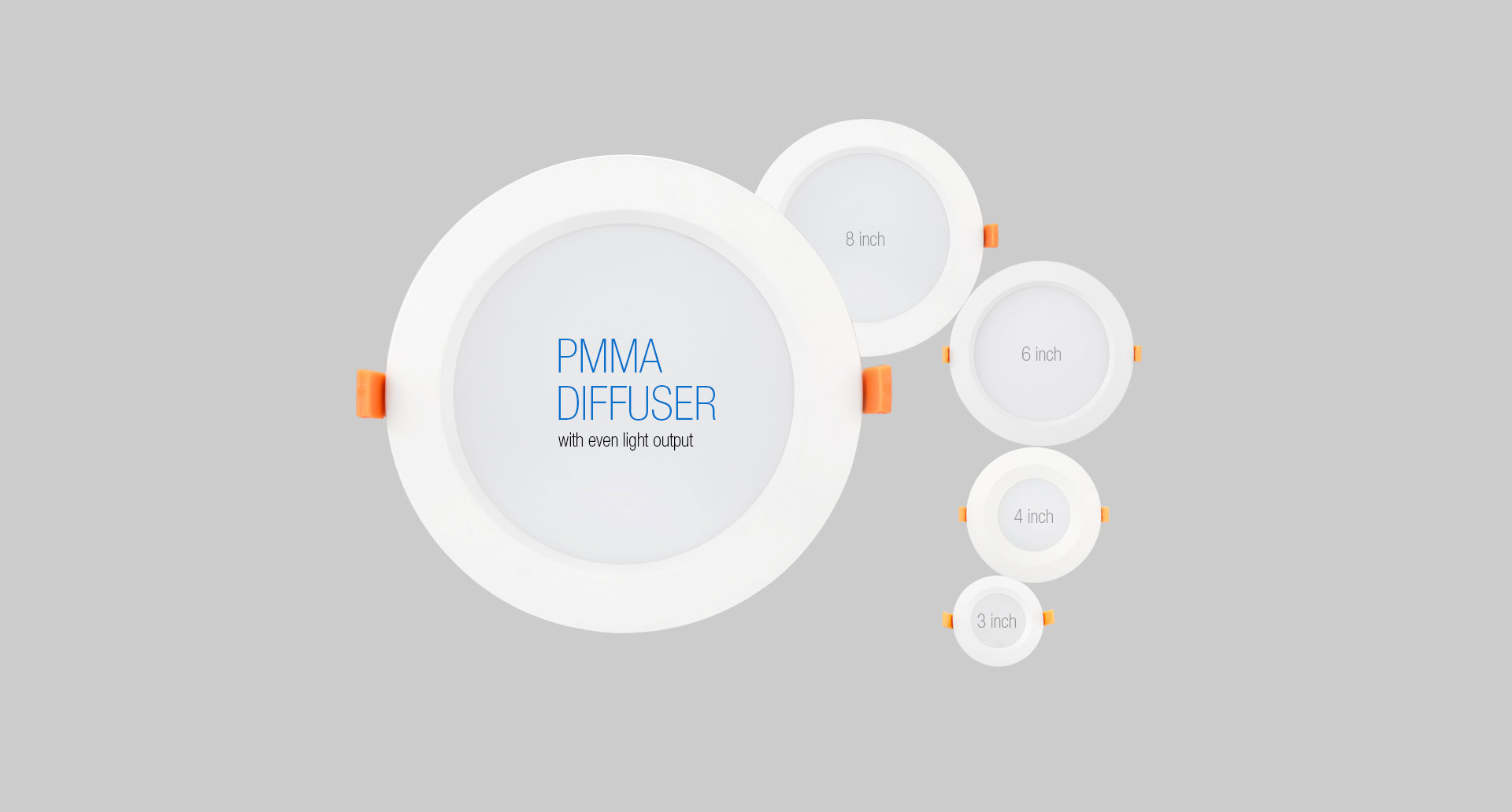 PMMA Diffuser LED Downlights_02