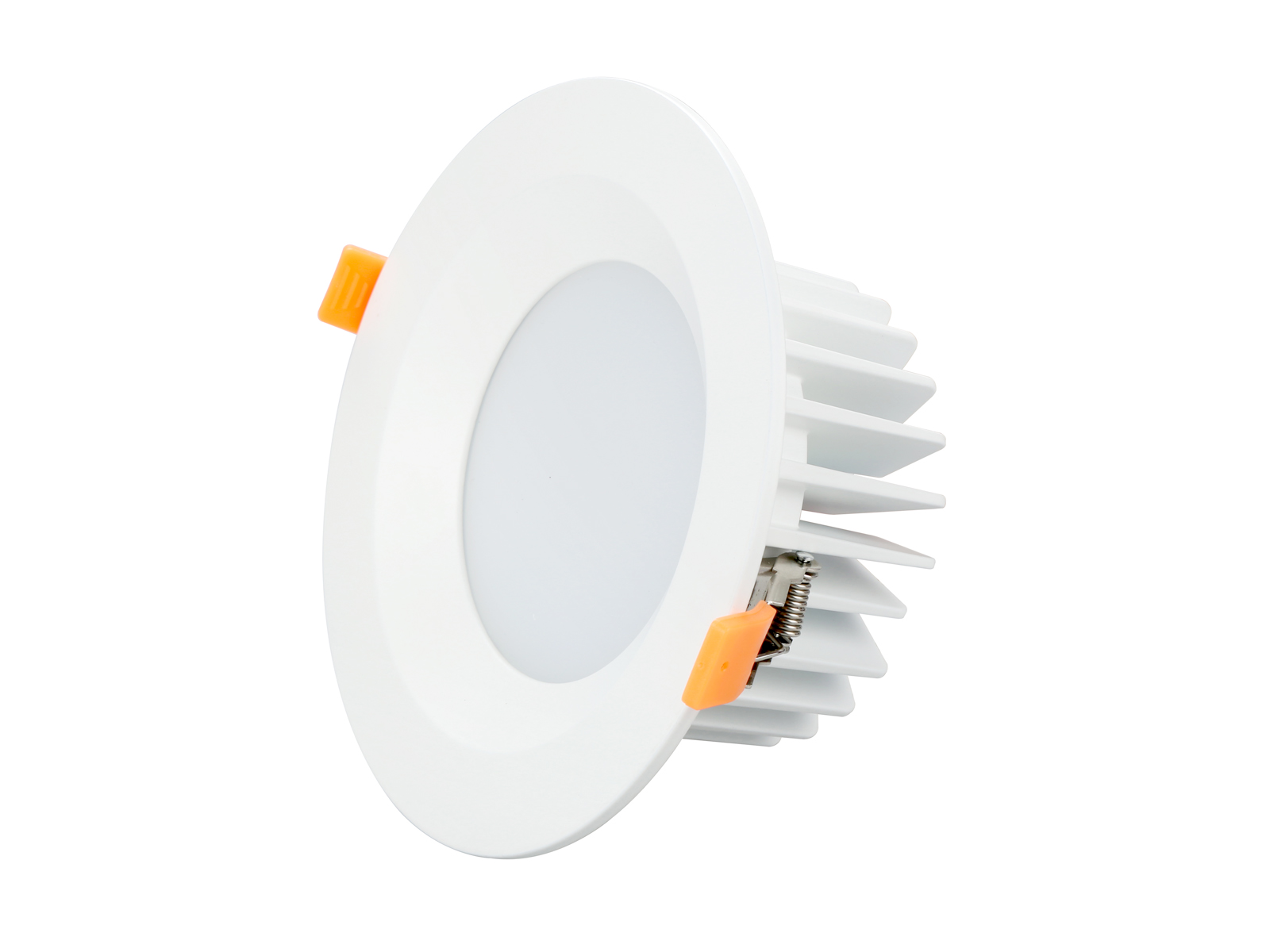 DL110 3 Chrome Surface LED Downlights