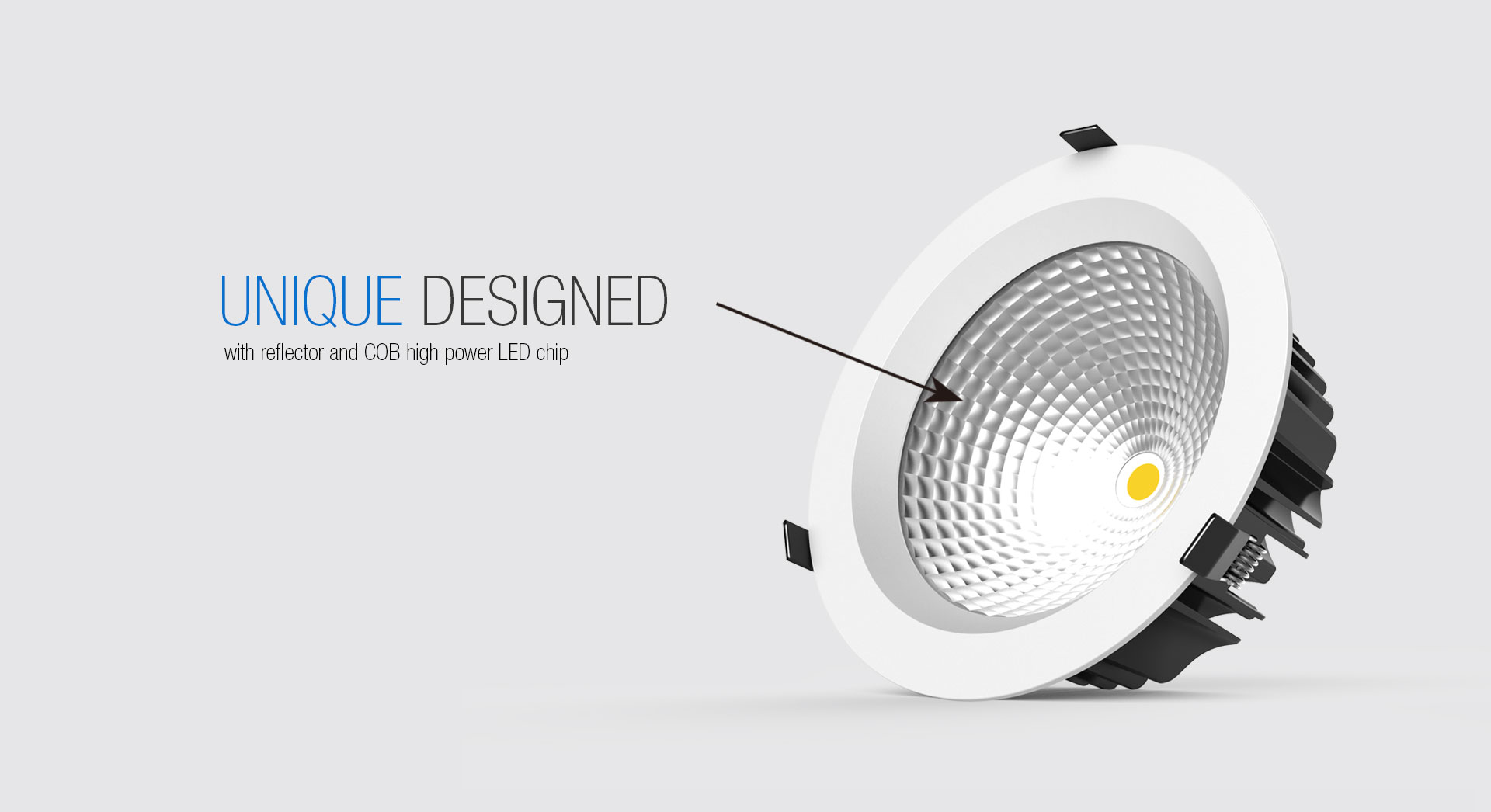 3 Inch Reflector COB LED Downlights_02
