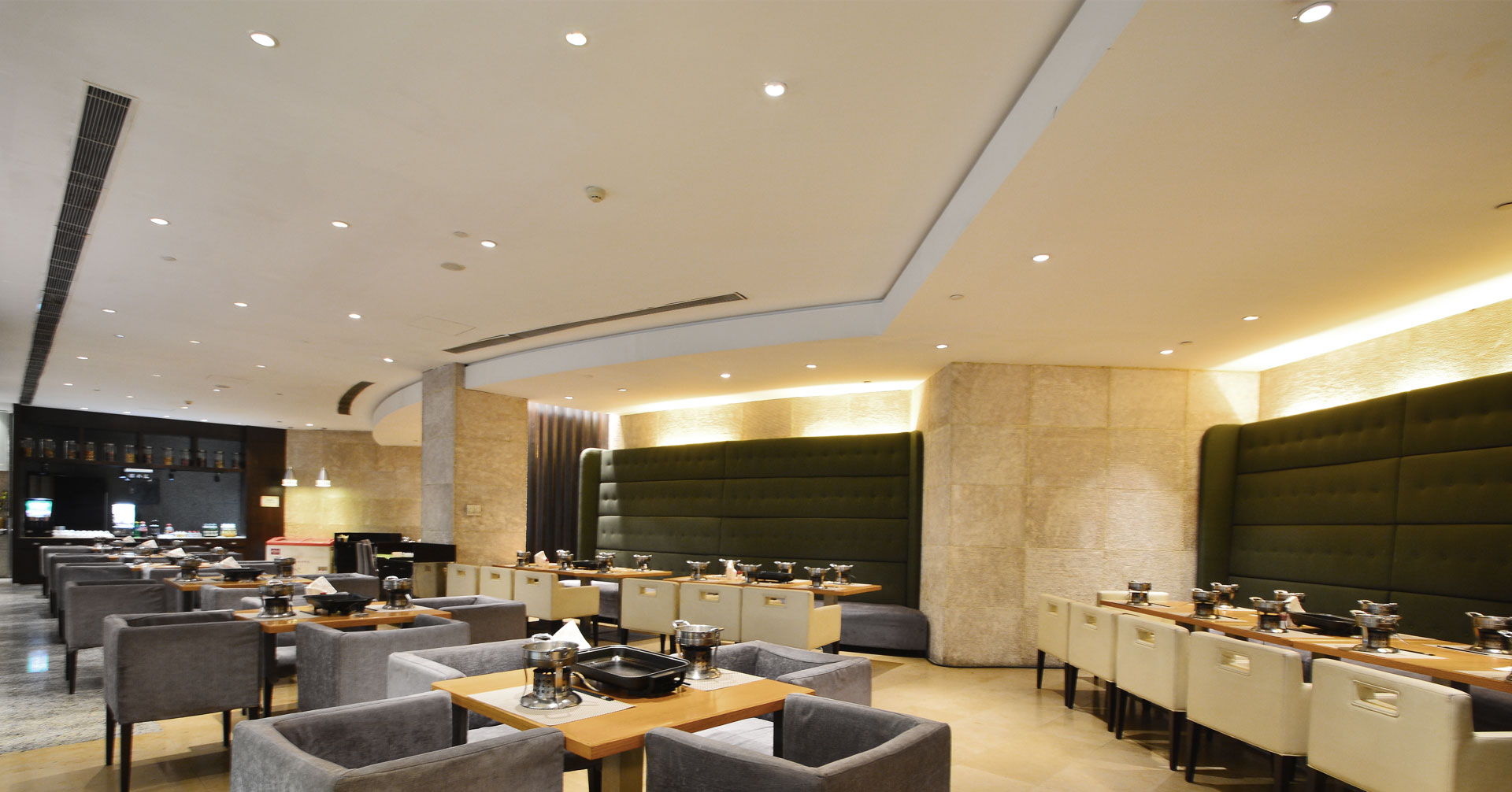 Restaurant Dimmable LED Downlight Fixture_06