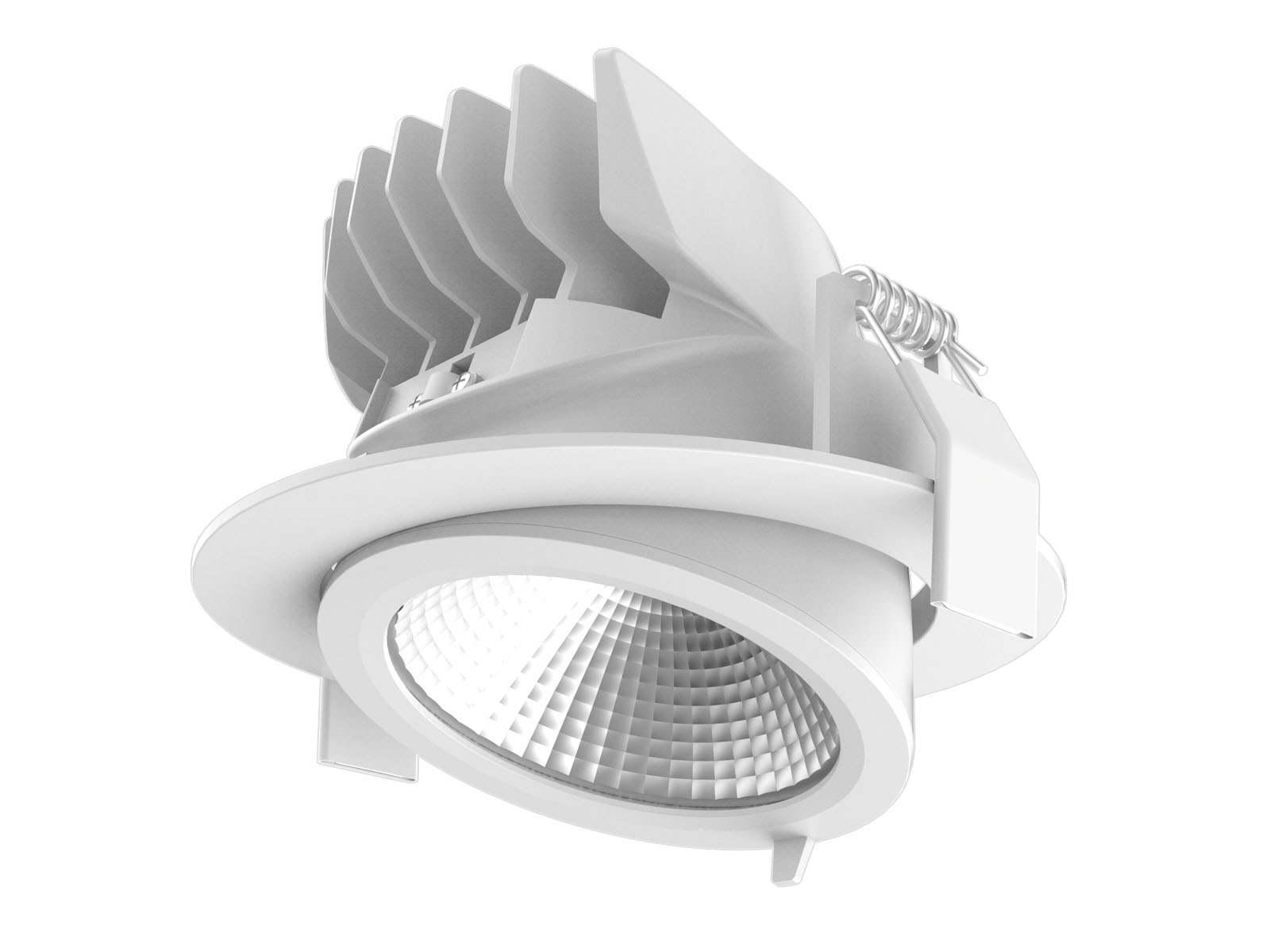 DL31 1 Recessed Led Down Light