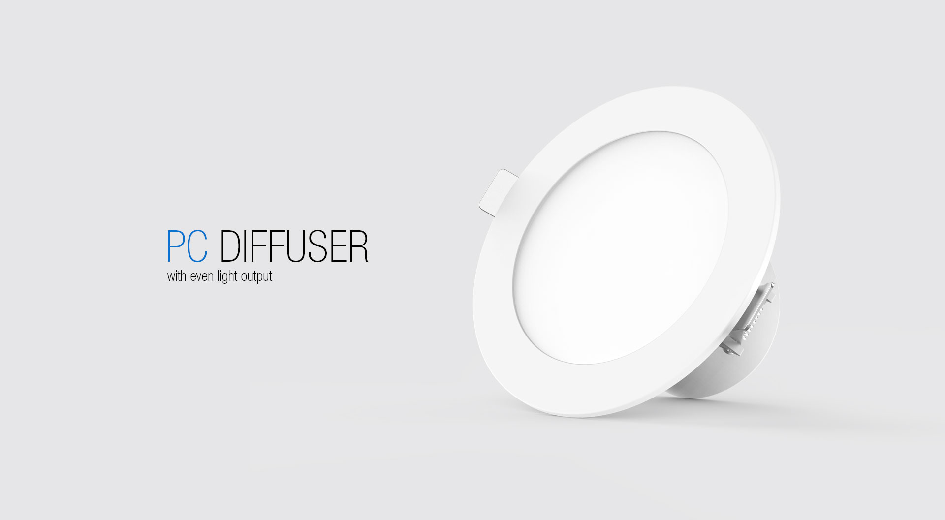 PC Diffuser 7 Watts LED Downlights_02