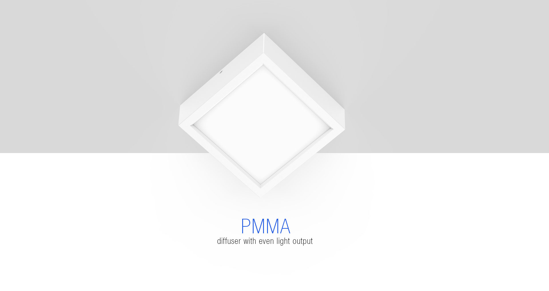 PMMA Diffuser LED Downlights With High Output_02