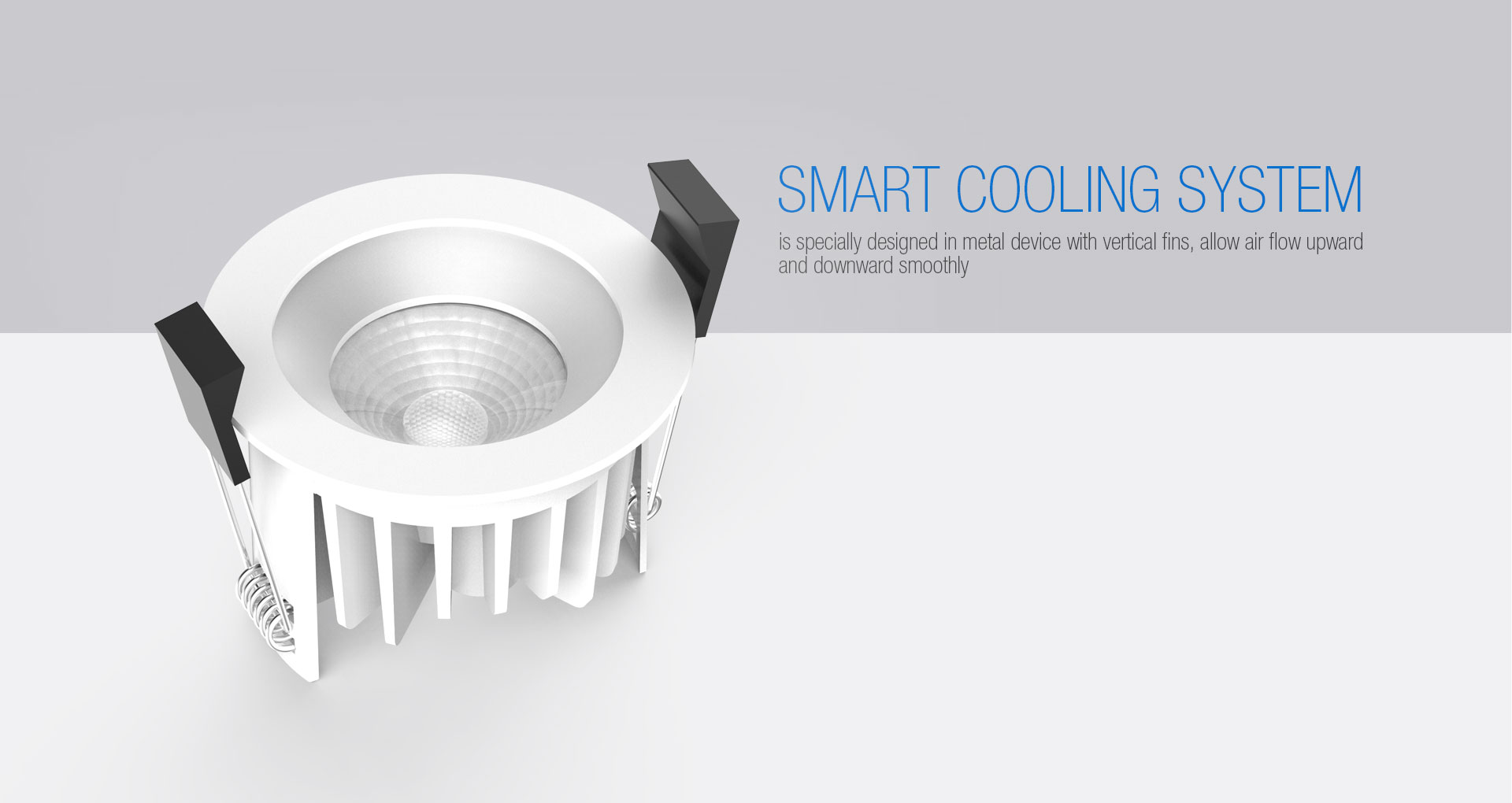 Heat Dissipation LED Downlight_03