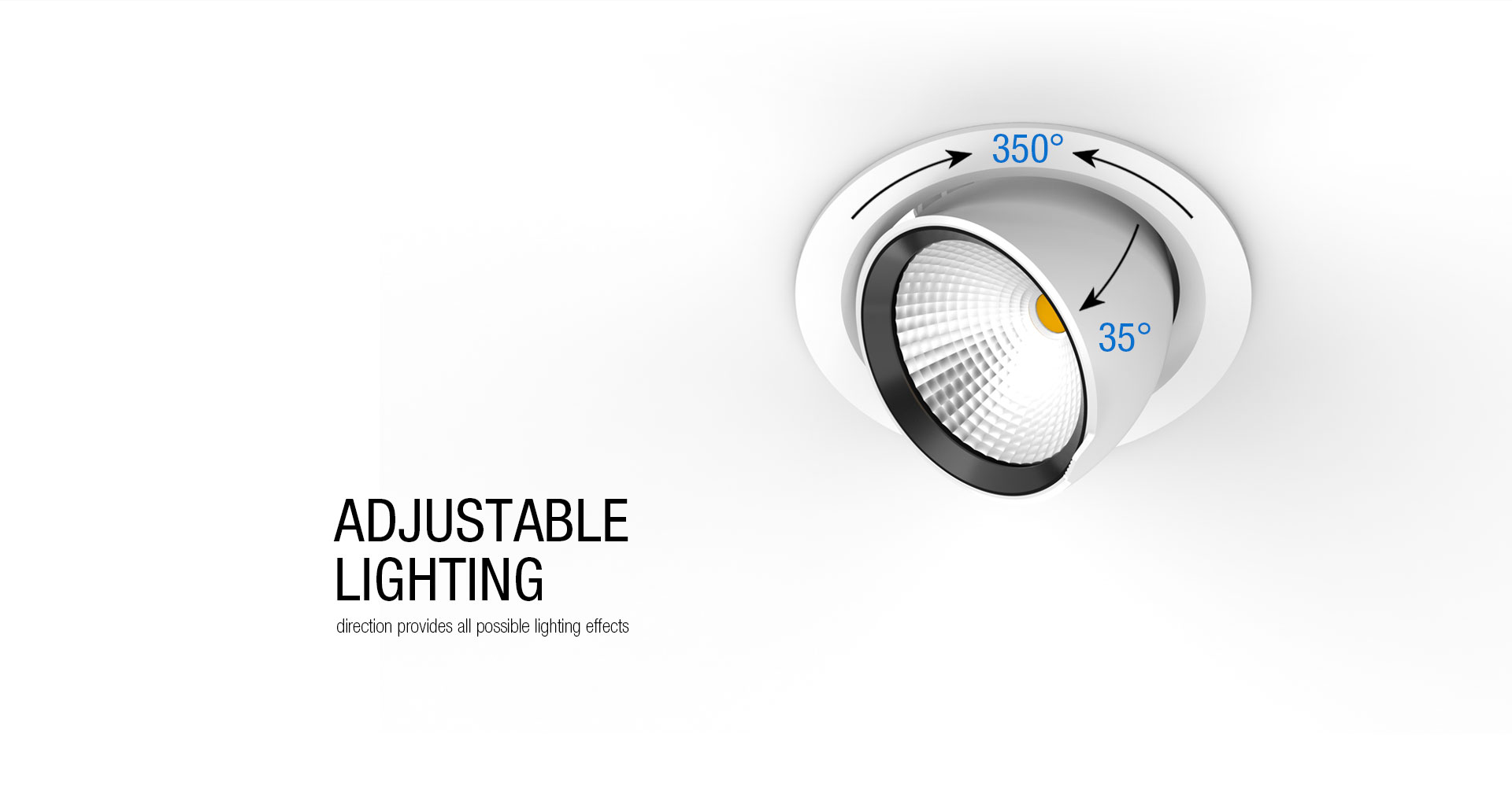 Adjustable LED Downlighting_02