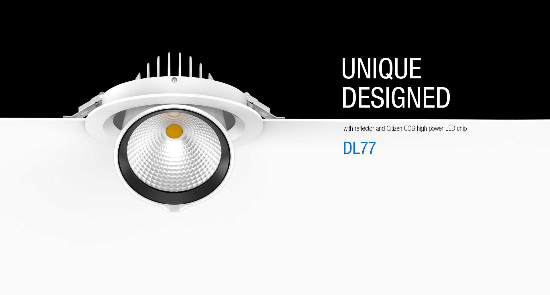 DL77 Citizen COB LED Downlight_01