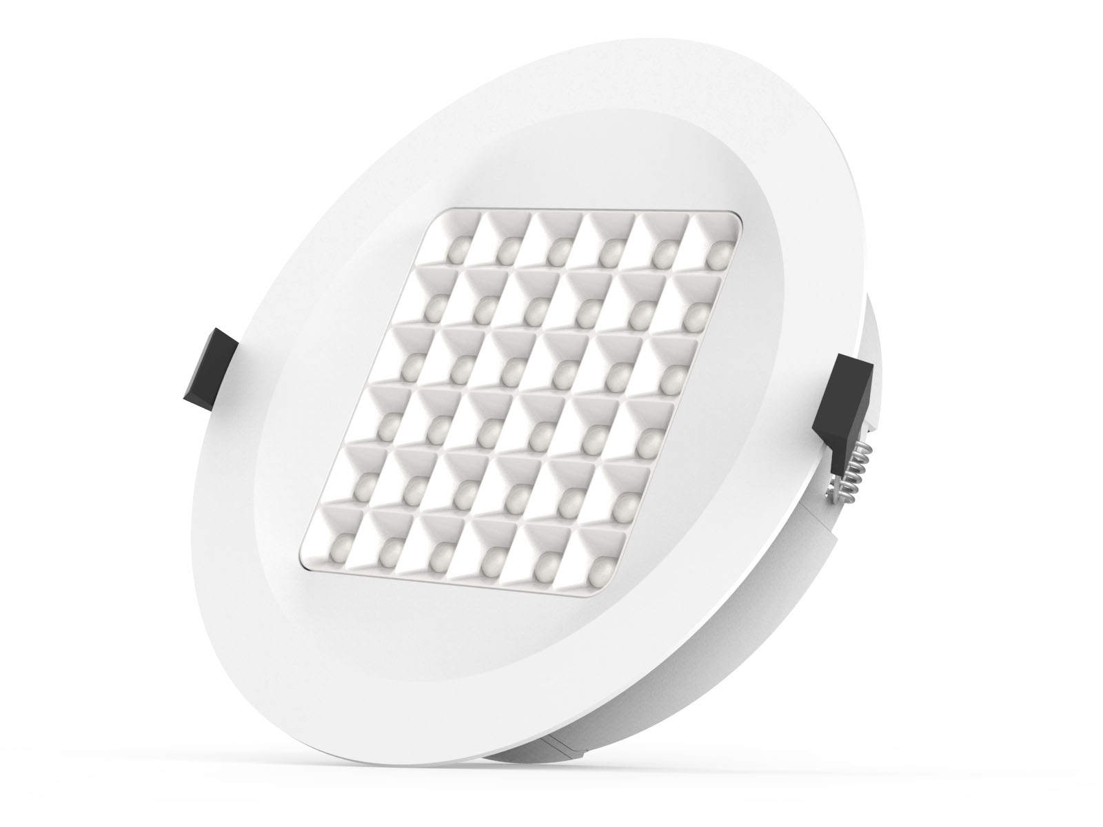 8inch DL96 1 Ultra Thin LED Downlight