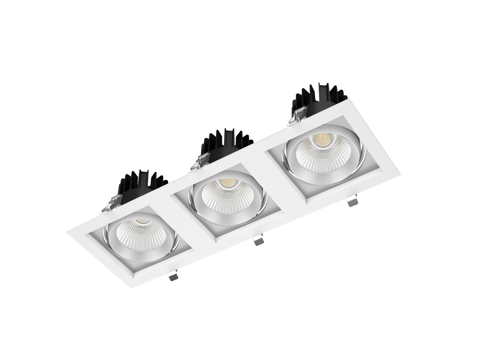 Cl113 6inch Dimmable Recessed Luminaire Upshine Lighting