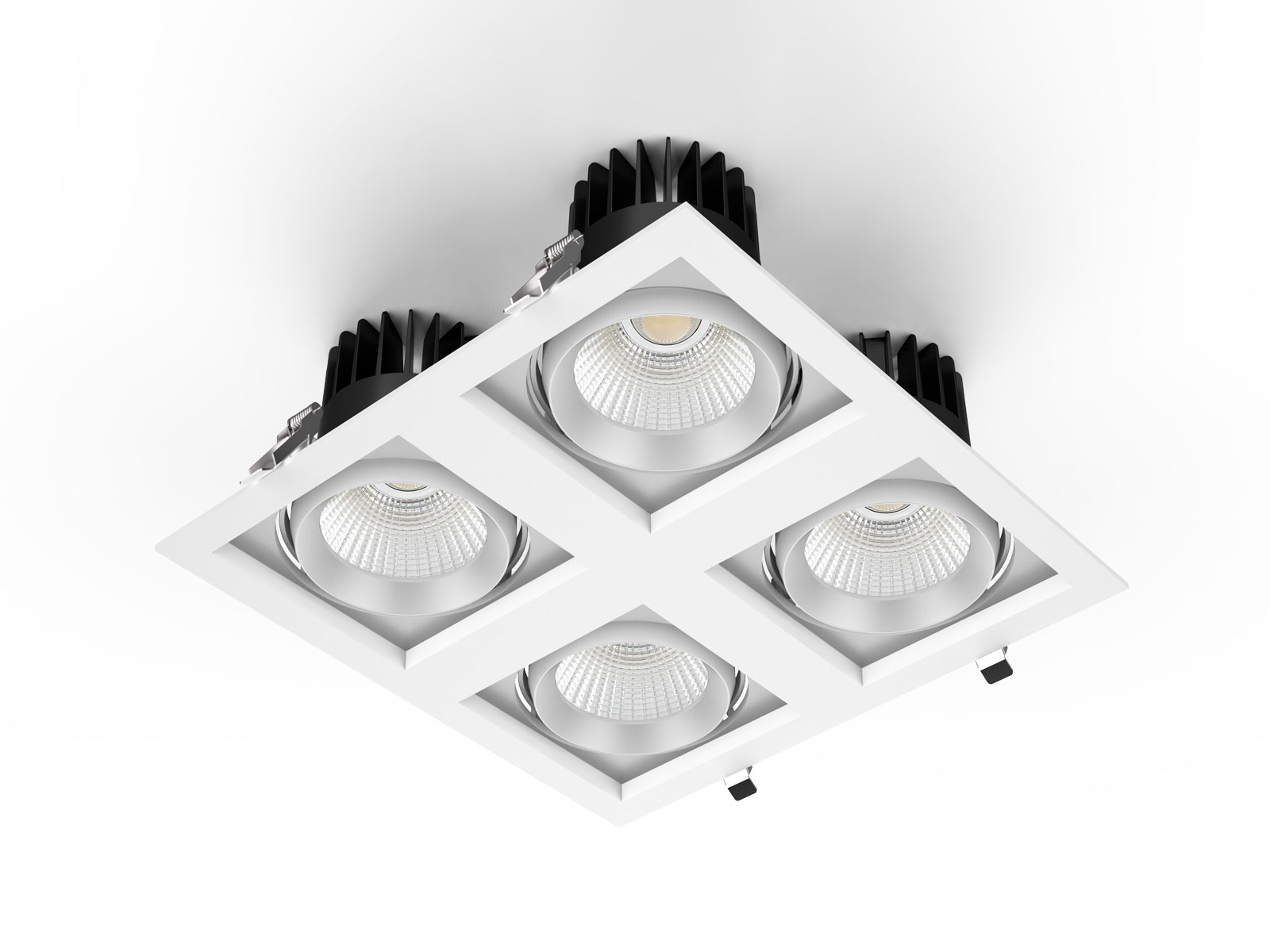 hot sale online 8d0ee b7671 CL113 6inch Dimmable Recessed Luminaire - UPSHINE Lighting