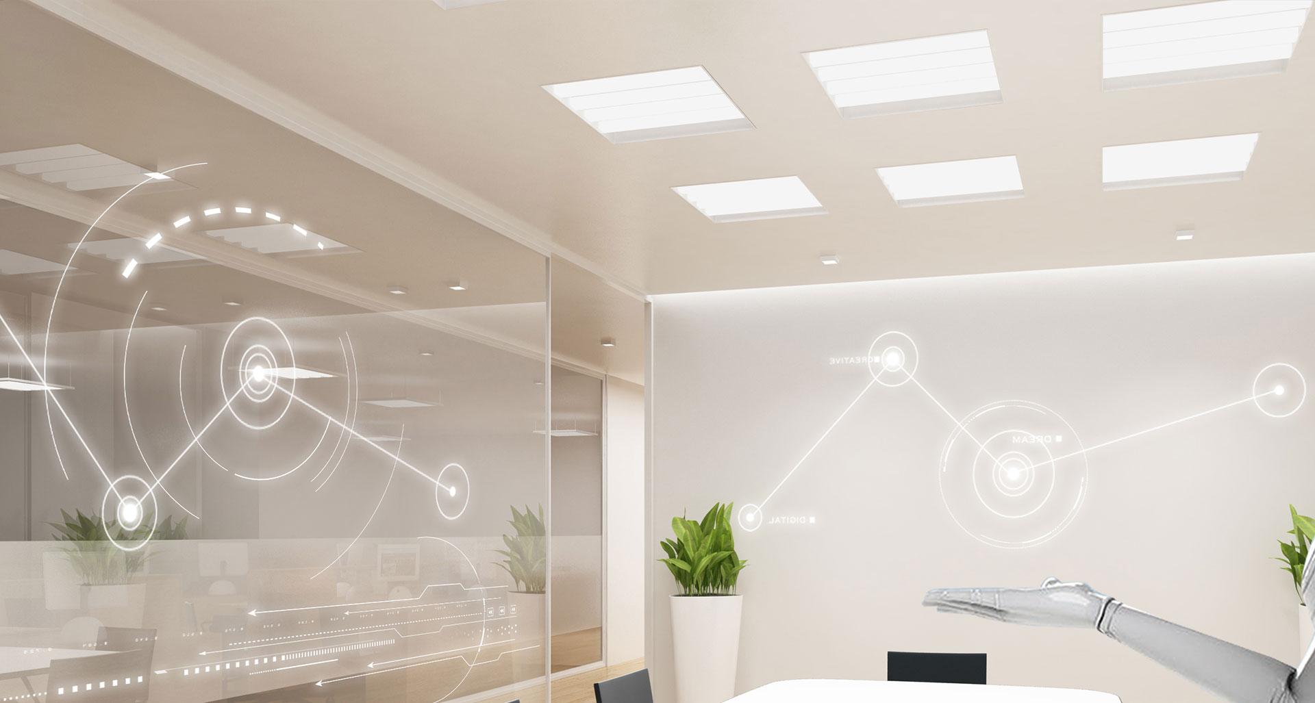 Pl E Led Panel Light Upshine Lighting