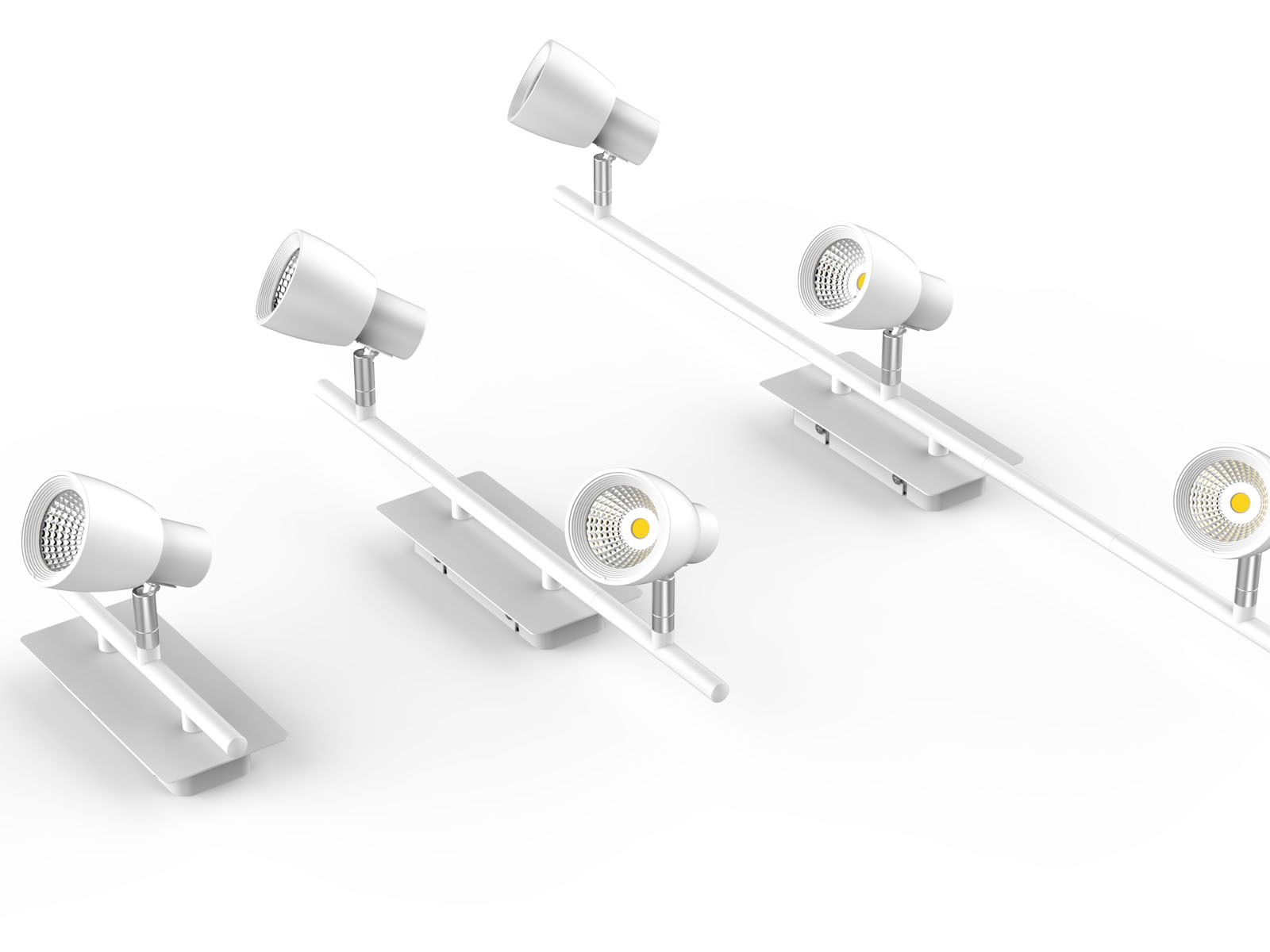 Various LED Track Lights_1