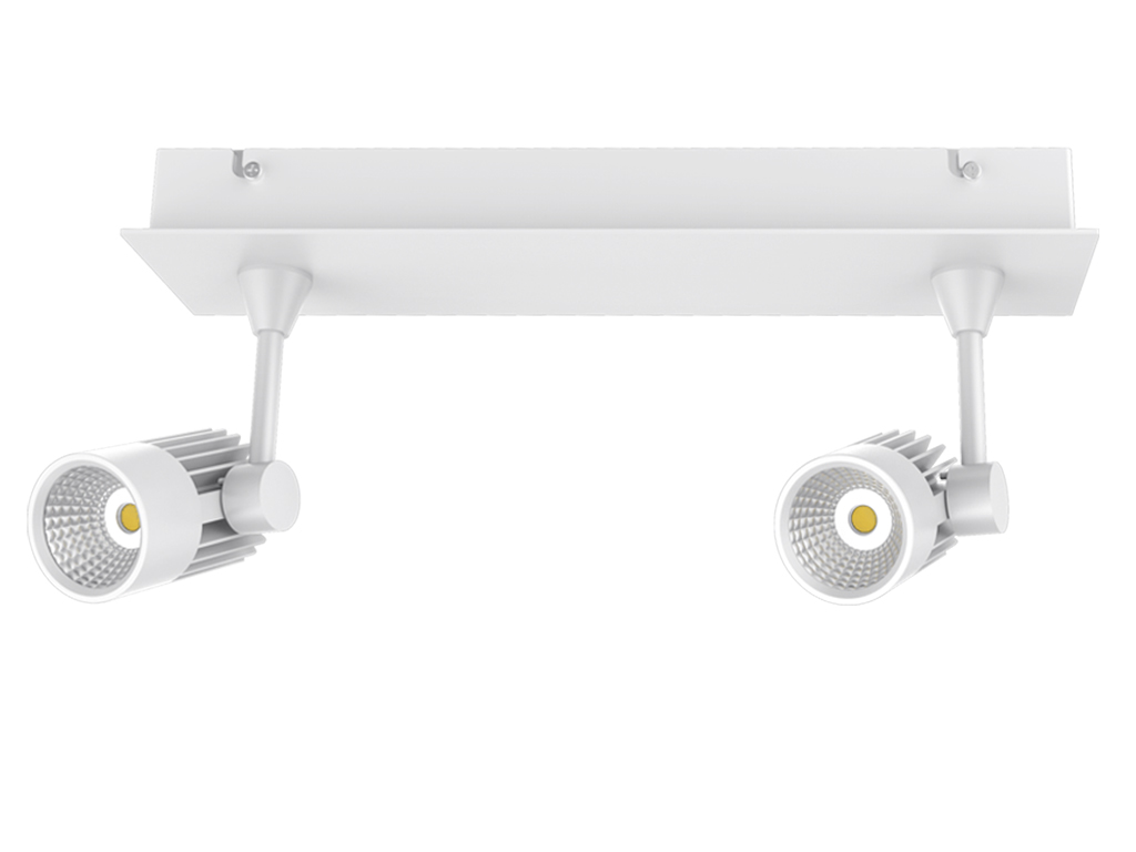 Tl04 B Recessed Led Track Light Kits